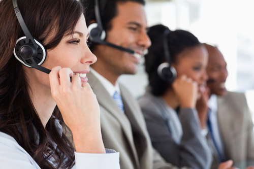 A fully customisable and managed call centre